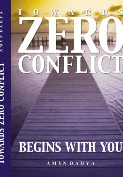 Towards Zero Conflict book by Amyn Dahya